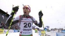 Браво! Владимир Илиев донесе първи медал за България от европейското по биатлон