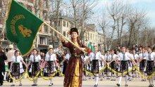 Райна Княгиня поведе хорото за Трети март в Хасково