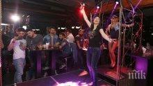 """""""Клуб 33"""" отново се тресе! Ангелският глас на Софи Маринова завладя култовата дискотека (снимки)"""