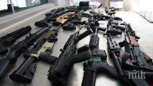 Иззеха незаконни оръжия и боеприпаси в Кюстендилско