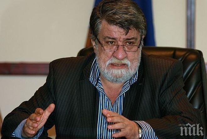 Вежди Рашидов: Докато аз съм министър, ще искам сградата на Тютюневия склад в Пловдив да се възстанови
