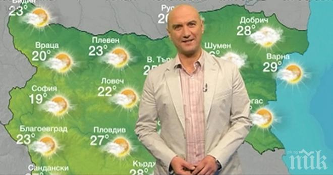 Емо Чолаков стана баща за втори път, има момиченце
