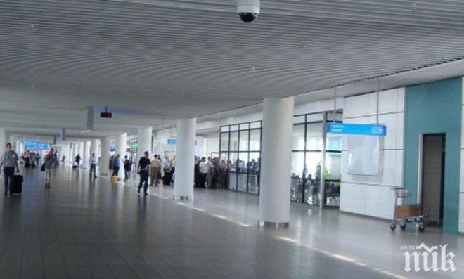 Zaminavashite Ptnici Sa Dopuskani Do Terminal 1 I 2 Na Letishe