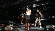 """Мощно парти разтърси """"Студентски град""""! Чаровната Емануела бе във вихъра си в """"Клуб 33"""" (снимки)"""