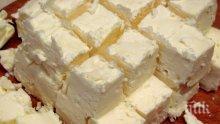 Министърът призна! Българското сирене се прави от унгарско и словашко мляко!