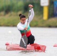 Шампионката Станилия Стаменова започна тренировки с руска легенда