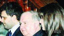 БЕЗ ДЕН ТРУДОВ СТАЖ! Синът на Тодор Живков с фантастична пенсия - 910 лева!