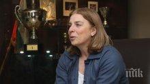 Медалистката Ваня Гешева проговори за славните моменти в кариерата и за промените в спорта след прехода