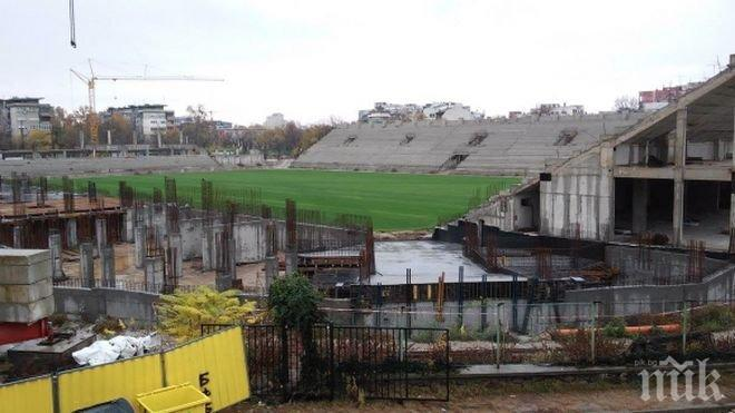 Държавата помага за стадиона на Ботев (Пловдив)