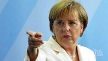 Австрия към Меркел: Кажи открито, че няма да приемаш безкрайно бежанци