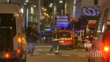 В Париж са задържани четирима заподозрени в подготвяне на атентат