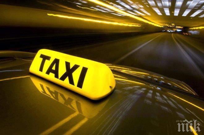 Таксиджия заплаши с убийство собственик на таксиметрова компания