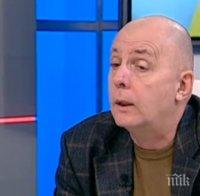 СКРЪБНА ВЕСТ: Почина Георги Коритаров