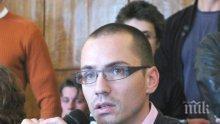 Джамбазки за Чернев: Беше луд по цялата глава
