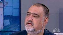 ШОК! Почина Павел Чернев! Бившият депутат издъхна пред столичен ресторант (обновена)