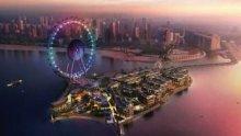 Дубай строи най-голямото виенско колело (Снимки)
