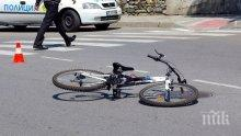 Велосипедист загина при катастрофа в Елхово