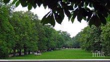 Ботаническата градина във Варна е първият екопарк в страната