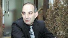 ЕКСКЛУЗИВНО В ПИК! Петър Волгин ще се кандидатира за шеф на БНР! Журналистът скочи остро на Георги Лозанов!
