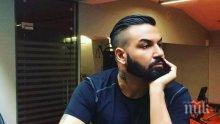 Азис: Подстригах къдриците и вече съм чисто нов!