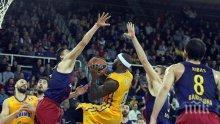 Везенков със силен мач при нова победа за Барселона