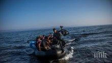 В Германия има 500 000 нерегистрирани мигранти