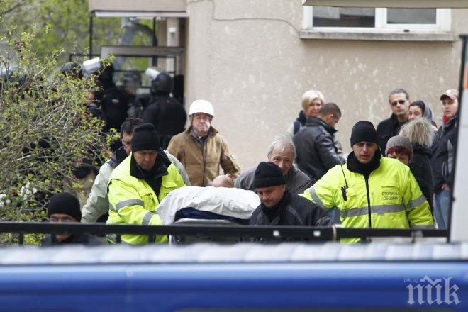 САМО В ПИК! ЖЕСТОКА ДРАМА В ДРУЖБА! Шофьорът на шефа на Военна полиция се застрелял в главата насред заложническата драма с Коджейков!