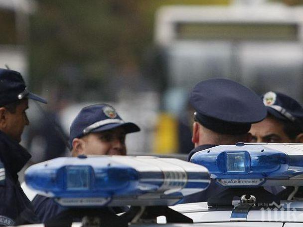 Пенсионер заплаши полицай с убийство