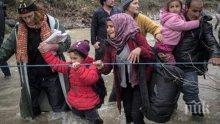 Австрия: Затягаме контрола, бежанците идват от България, Румъния и Унгария