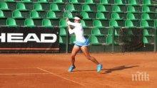 Виктория Томова вдигна трети трофей в Анталия