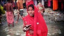 Броят на загиналите при пожар в храм в Южна Индия достигна 110 души