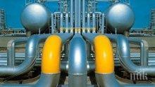 Хранилището в Чирен с двойно по-голямо количество газ от догодина