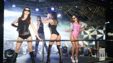 """Фолк дивата Емануела се вихри на ретро купон в """"Клуб 33"""", разгорещи мъжете на макс (снимки)"""