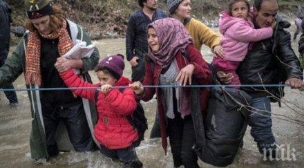174 000 мигранти са пристигнали през Средиземно море от началото на 2016 година