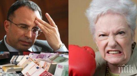 скандал дъх корупция трови българия тъщата червеняков повлича правителството борисов пропаст