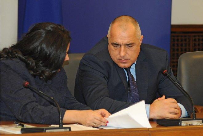 Бойко Борисов за рокадите, за протестите и неделния футбол (пълен текст)