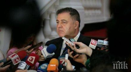 ексклузивно приближен министър ненчев когото пик разобличи вече обвиняем цанов отърва ареста гаранция 5000 лева