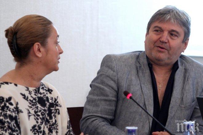 """ТЕЖЪК СКАНДАЛ! Петьо Блъсков изригна: Гочева и Валери Найденов лъжат и крадат! Не те създадоха """"24 часа""""! Ето кой пусна фалшивата книжка на Софиянски"""