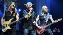 Иън Гилън ще пее хитове на Deep Purple със Софийската филхармония