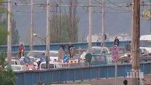 ПИК TV: Кошмарно задръстване на Аспарухов мост