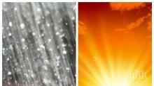 """Синоптикът от БАН доц. Илиан Господинов пред ПИК и """"Ретро"""": Гответе се за 44 градуса и градушки през юли!"""