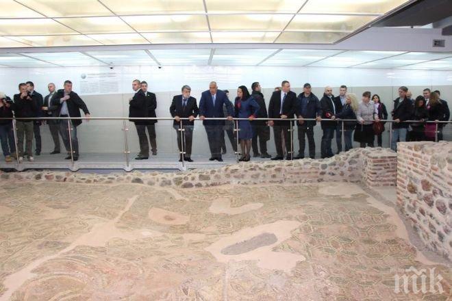 Лиляна Павлова: С откриването на Ларгото завършваме обновяването на цял ансамбъл от културно-историческото наследство на София