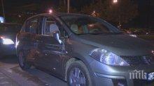 Лека кола и тролейбус се удариха в София