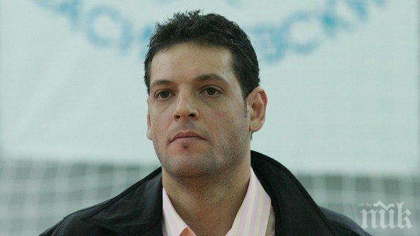 Пламен Константинов: Бенефисът на Владо Николов ще бъде единственият мач на националния отбор в София