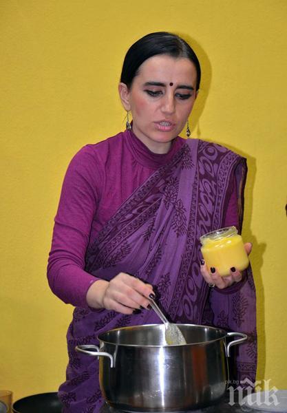 Велико Търново става в неделя център на индийската кухня