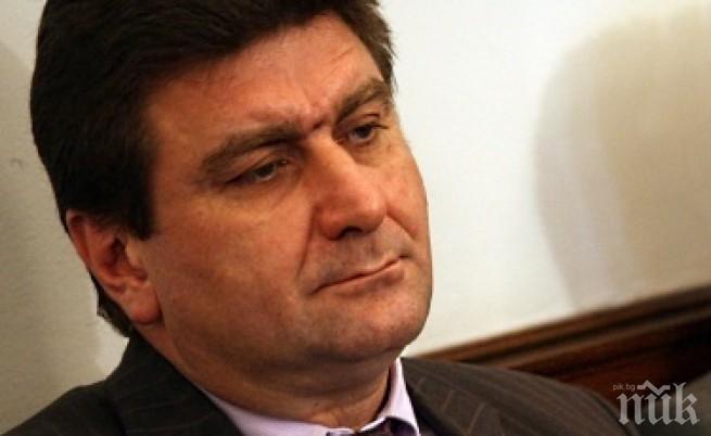 Валентин Златев бе избран за председател на Българската петролна и газова асоциация