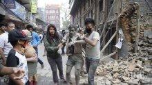 Непал остава в руини една година след земетресението