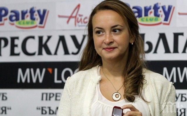 Антоанета Стефанова спечели Дубай Оупън