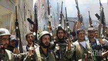 Кървава драма! 30 души екзекутирани от терористичен огън в руското консулство в Алепо (снимки и видео 18 +)