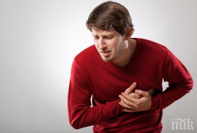 6 неочаквани симптома за болести на сърцето